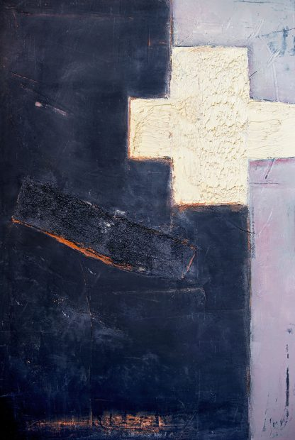 White +, oil-painting on canvas, online art gallery
