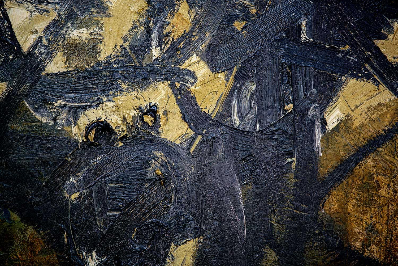 Amazing, original Art, oil painting on canvas
