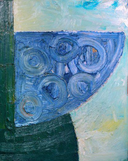 Dreieck, online art gallery, oil-painting