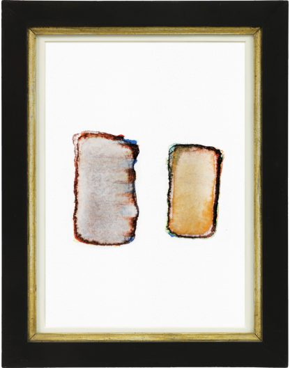 Two, original art gallery, watercolor, art directly from the artist